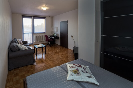 Hotel Opus kategorie pokojů